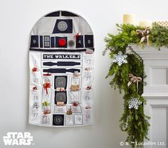 Star Wars™ R2-D2™ Advent Calendar | Pottery Barn Kids
