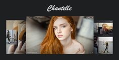 Photo WordPress Theme  - Download theme here : http://themeforest.net/item/photo-wordpress-theme-chantelle/16174270?ref=pxcr