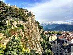 Fort de la Bastille, Grenoble, France