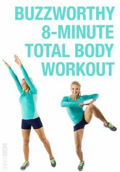 Don't have much time, but need to get in a workout? Check out this total body workout!