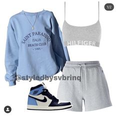 Cute Lazy Outfits, Swag Outfits For Girls, Cute Swag Outfits, Chill Outfits, Mode Outfits, Tomboy Fashion, Teen Fashion Outfits, Retro Outfits, Look Fashion
