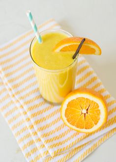 creamsicle smoothie recipe#quick healthy smoothie recipes