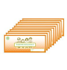 Pack Cuadernillo Instrucciones 2 -> http://www.masterwise.cl/productos/621-habilidades-cognitivas/1815-pack-cuadernillo-instrucciones-2