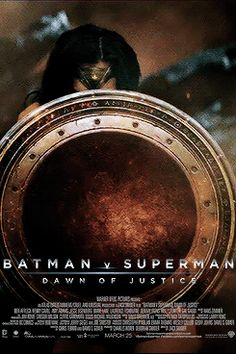 DC Legends  Batman V Superman Motion Posters