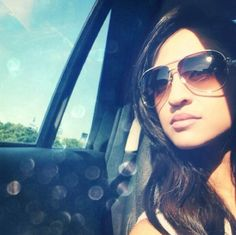 Nice picture of Krystle D'souza she look like a model