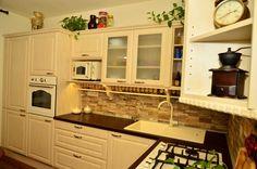 Poradca: Henrich Molnár - kuchyňa Katy Kitchen Cabinets, Home Decor, Decoration Home, Room Decor, Cabinets, Home Interior Design, Dressers, Home Decoration, Kitchen Cupboards