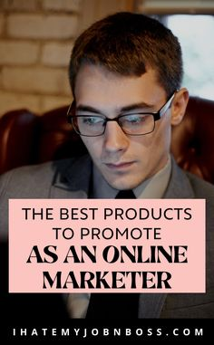 If you are looking to promote a product/ or service, then the best one to promote is one that is a recurring product. By this, what I mean is that you want to promote products that all you have to do is sell it to a person one time and you still receive an income months after they made the purchases (as long as they are using the product). #promotingproducts #onlinemarketer #bestproductspromotion