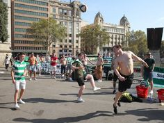 FC Barcelona - Celtic Glasgow 7:0