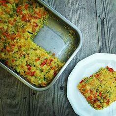 Hirse - Gemüse - Auflauf, ein raffiniertes Rezept aus der Kategorie Gemüse. Bewertungen: 74. Durchschnitt: Ø 4,3.