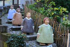 Figuren Aus Beton Selber Machen Gartenfiguren Aus Beton Selber