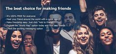 A social network service dreaming to be 'the next Facebook' is in the spotlight. MeetTheWorld.com which started with the philosophy that shares the world quickly and easily, is bringing the users from all over the world together.