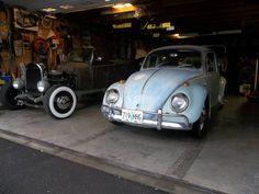 Great patina 1965 VW Bug