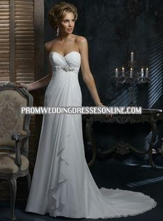 Maggie Sottero Wedding Dresses - Style Carly R1098