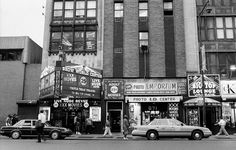 NEW YORK CITY 1990's - Photo archives by Gregoire Alessandrini: 42nd STREET AND TIMES SQUARE AREA IN THE MID-1990's UPDATED ! NEW IMAGES !