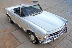 DREAM GARAGE  1969 mercedes benz SL 280  for my lady