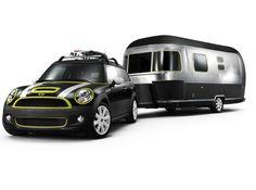 MINI Cooper S Clubman joins Airstream Trailer - Autoblog