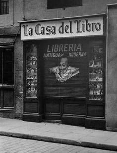 1952.La Casa del Libro.