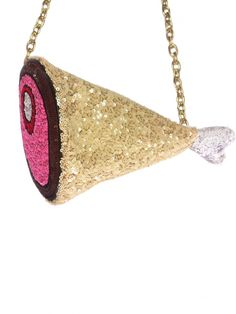 Sequin Ham-Bag
