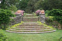 IMG_0341 Porch And Balcony, Balcony Garden, Morris Arboretum, Philadelphia, Garden Stairs, Best Vacation Destinations, Stairways, Stepping Stones, The Neighbourhood