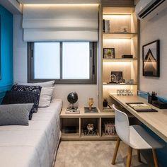 Gamer Bedroom, Home Office Bedroom, Bedroom Setup, Room Design Bedroom, Bedroom Layouts, Room Ideas Bedroom, Home Room Design, Small Room Bedroom, Home Decor Bedroom