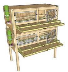 Image result for konijnenflat bouwtekening