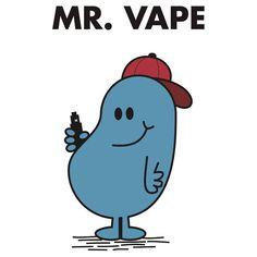"""MR.VAPE"" T-Shirts & Hoodies by GG160 | Redbubble #vape"