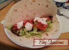 Beef Shawarma http://www.momspantrykitchen.com/beef-shawarma.html