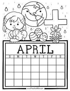 Free set of Calendar for students to Write and Color. This set is super cute and features monthly themes and holidays. Perfect for Preschool Daily Caledar Preschool Calendar, Kids Calendar, Calendar Pages, Calendar Ideas, Monthly Calendar Template, Free Printable Calendar, Templates Printable Free, Printables, Adult Coloring Book Pages