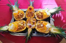 ananászos csirkemell falatok