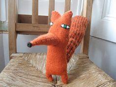 Cyril Squirrel-Fox by Donna Wilson