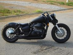 Honda Shadow 750 Bobber …