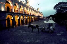 Antigua, Guatemala   cuidad colonial