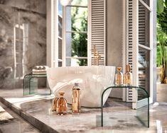 Modern Bathroom Concept on Behance Bathroom Remodel Cost, Bathroom Renovations, Modern Bathrooms Interior, Bathroom Interior Design, Dyi, Décor Boho, Bathroom Inspiration, Bathroom Ideas, Bathroom Designs