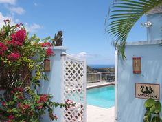 Few properties are closer to the Virgin Island National Park beaches on St. John's beautiful north shore. Four minutes to fabulous Maho Bay or Francis Bay and just fifteen minutes from Cruz Bay town, Swogjan's Dragon ...
