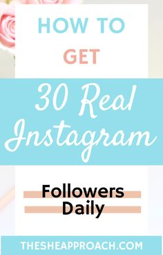 If you have an Instagram Business Account probably you want to know how to grow it! In this post I will show you how to get 30 real Instagram Followers Daily & how to grow your Instagram Account step by step! If you want to learn new things you ca read the post on my blog! #instagramtips #socialmediamarketing #makemoneyonline #instagramgrowth #socialmediatips Get Real Instagram Followers, Selling On Instagram, How To Get Followers, Instagram Marketing Tips, Instagram Tips, Social Media Marketing, Digital Marketing, Influencer Marketing, New Things To Learn