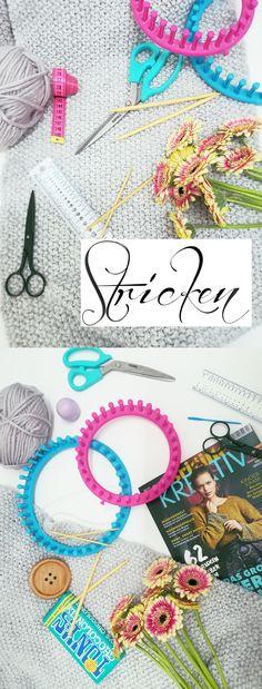 Alles zum Thema Stricken - Tipps, Tricks, Ideen und Inspirationen jetzt auf unserem Nähblog.