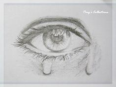 2012 Pencil Sketching - Heart Broken by Icey , via Behance
