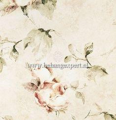 Behang Eijffinger American Classics 330875 bloemen
