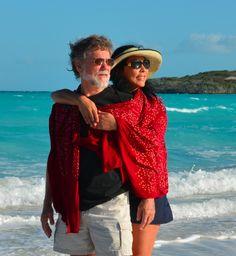 Yndiana Montes y Bill Miligan;  Periodistas de viajes especializados en el Caribe Mexicano y colaboradores de Fiancee Bodas