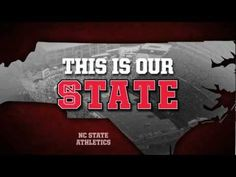 """""""This Is OUR State"""" NC State Football Commercial"""