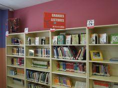 Vista de zona ficción, narrativa para grandes lectores 9-12 años.