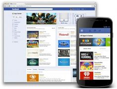 Facebook App Center ya disponible para Android http://www.xatakandroid.com/p/85086