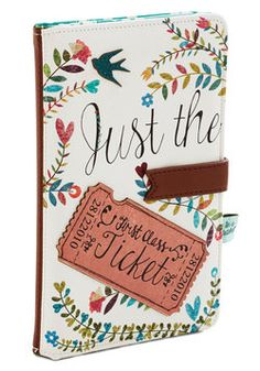 Girl Meets Voyage Travel Wallet, #ModCloth Can't wait for my new travel wallet to arrive!