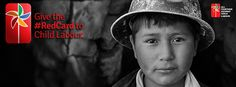 """Join International Labour Organization (ILO) World Day against Child Labour """"Red Card to Child Labour"""" campaign, download a new song, """"Til Everyone Can See"""" and share the message to help give these children a new start.  For more information on the Day see j.mp/1kQNyy5"""