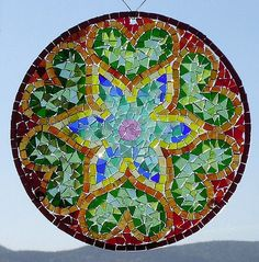 Mosaic Mandala Magic