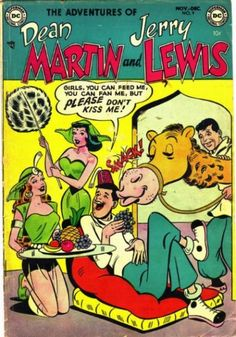 Adventures of Dean Martin and Jerry Lewis #9