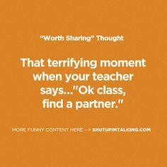 Find a Partner!
