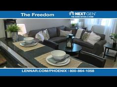 NEW Freedom Model one of Lennar's Next Gen, Home Within a Home floor plans New Freedom, Model One, Senior Living, House Floor Plans, New Construction, New Homes, Garage, Texas, Garages