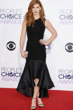 Sarah Rafferty At The People's Choice Awards 2015                                                                                                                                                                                 Mais