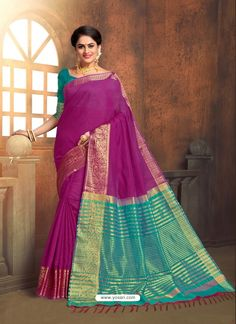 Cotton silk: free COD, Vanya Rich Work Cotton Silk Sarees Vol 3 Fabric: Saree - Cotton Silk , Blouse - Cot. Indian Beauty Saree, Indian Sarees, Silk Sarees, Cotton Blouses, Cotton Silk, Nauvari Saree, Party Wear Sarees, Indian Ethnic Wear, Blouse Online